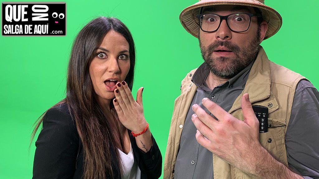 """Pillamos a Irene Junquera y Nacho García de vuelta en Mediaset, """"con las manos en el mando"""""""
