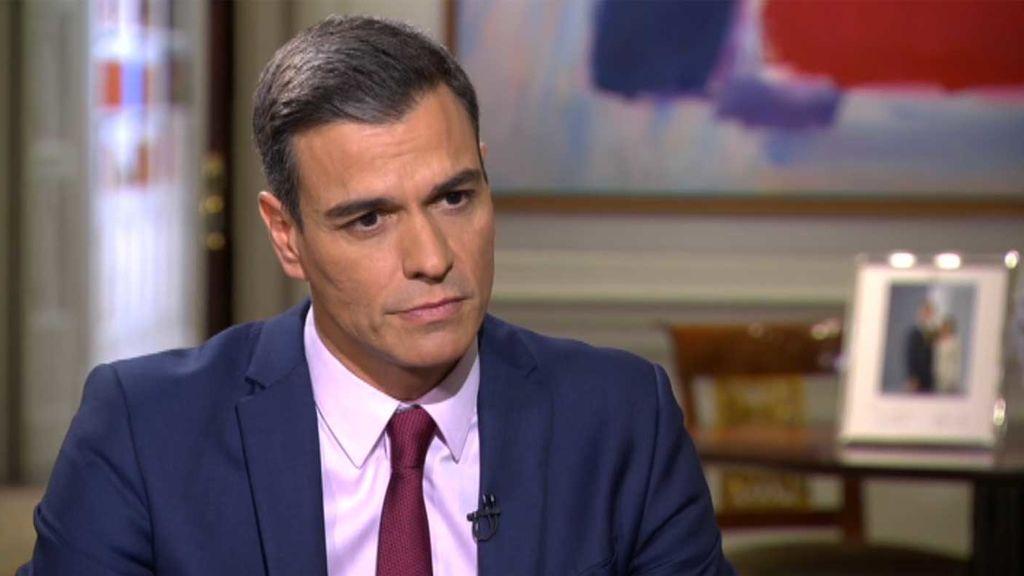 """Sánchez afirma que el independentismo tiene """"pavor"""" a dialogar porque ha """"mentido"""""""