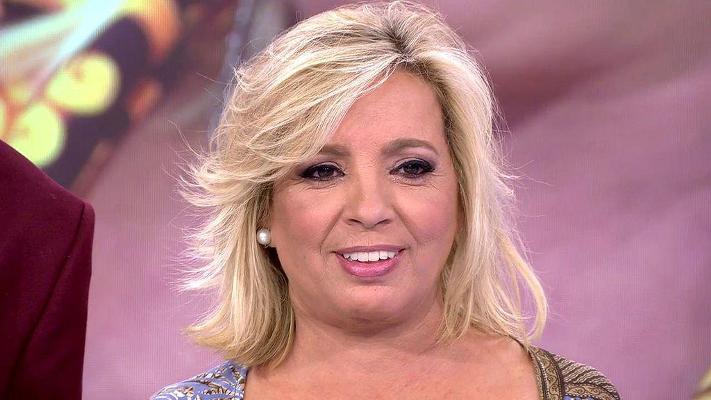 Vota por el look que más favorece a Carmen Borrego