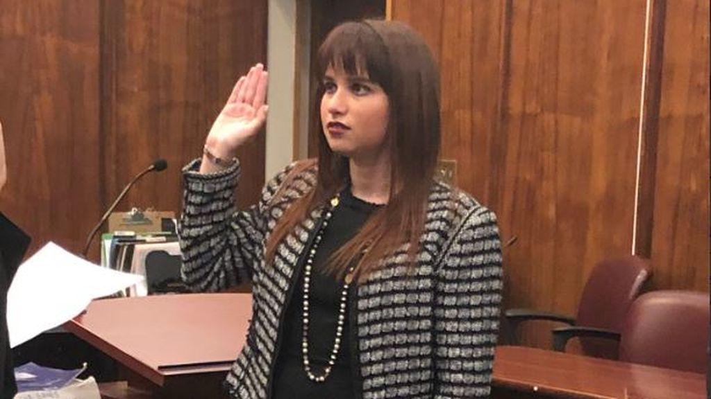 La primera mujer con autismo que se gradúa en Derecho en Flroida