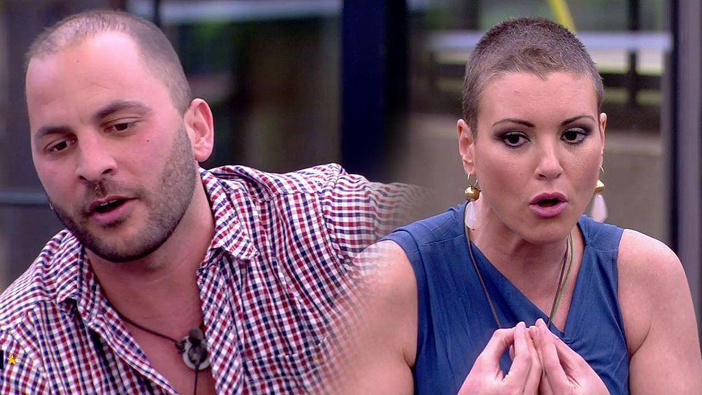 """Antonio se defiende de Mª Jesús: """"Dice que la he utilizado para dar celos a Candela, como si yo fuera Kevin Costner"""""""