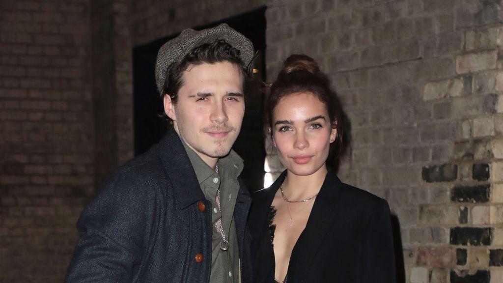 Modelo, británica y una más en la familia Beckham: así es Hana Cross, la novia de Brooklyn