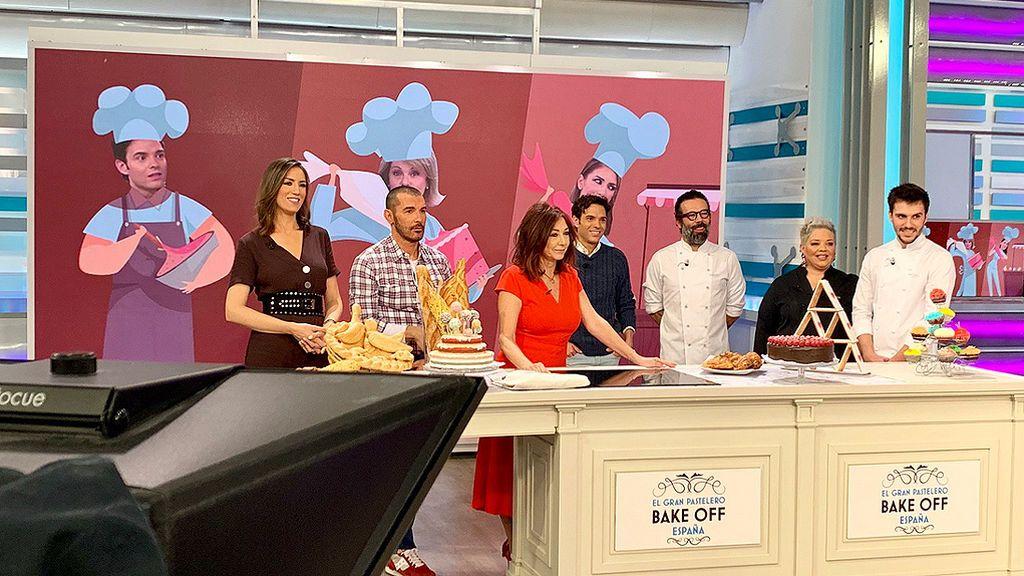 """Jesús Vázquez: """"Buscamos al mejor pastelero de Mediaset"""""""