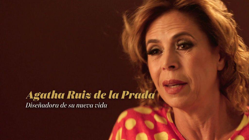 """Ágatha Ruiz de la Prada, sobre su divorcio: """"Reconozco mi parte de culpa"""""""