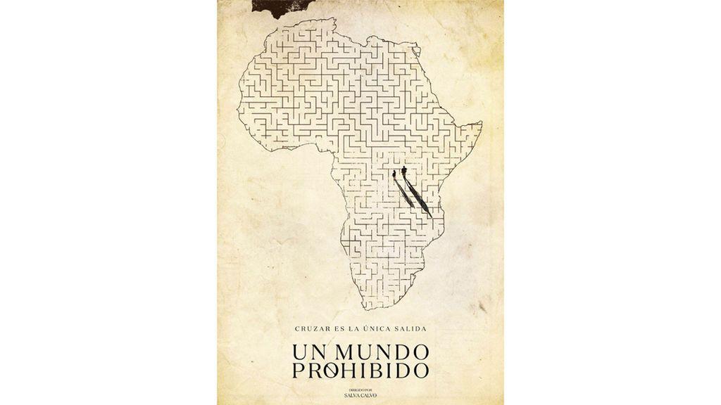 Cartel 'Un mundo prohibido'.
