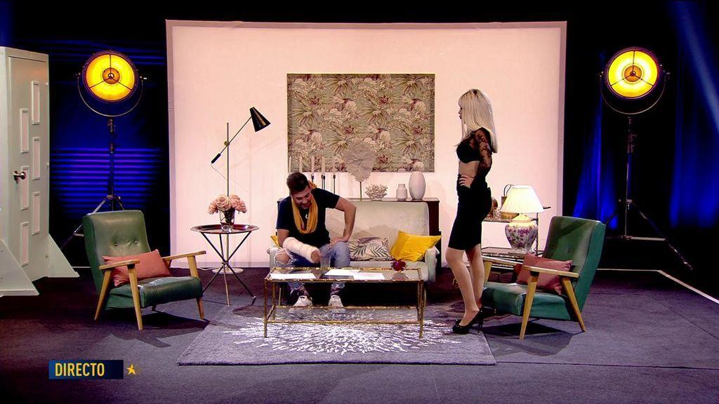 Ylenia y Alejandro, los elegidos por la audiencia para protagonizar el culebrón de 'GH DÚO'