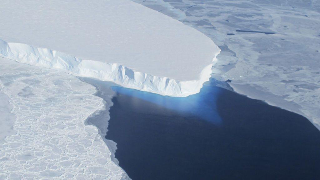 Alerta en la Antártida: un de sus glaciares más inmensos está al borde del colapso