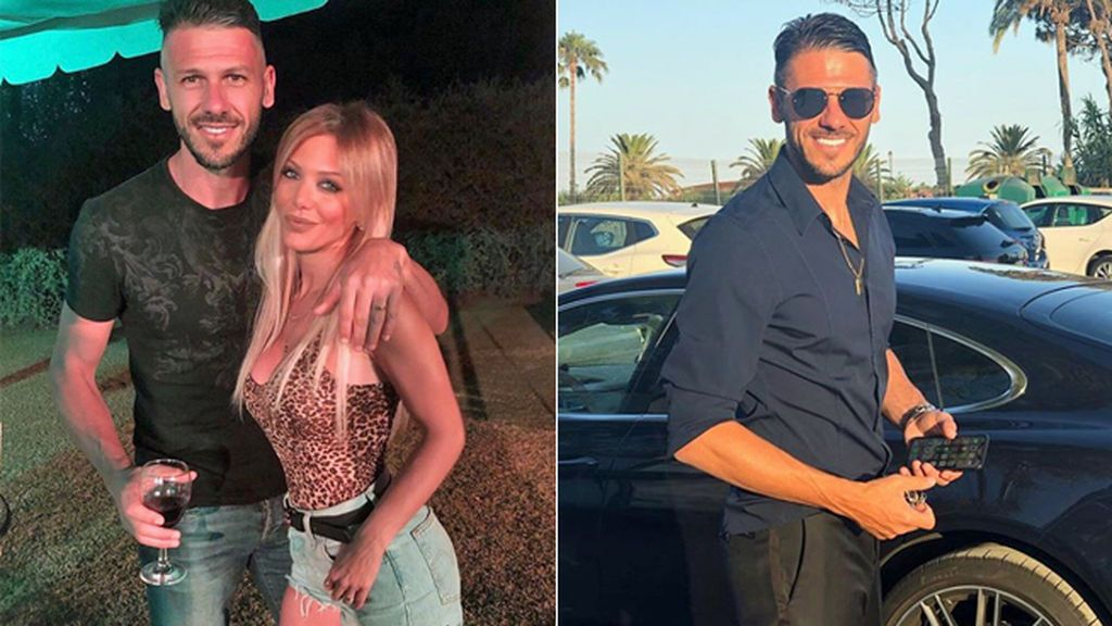 Entran a robar en la casa de Marbella de Demichelis y el futbolista consigue reducir a los cuatro ladrones