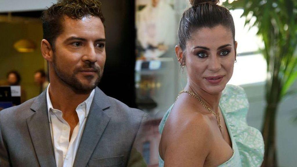 Elena Tablada reacciona a la supuesta demanda de David Bisbal por exponer a su hija en redes