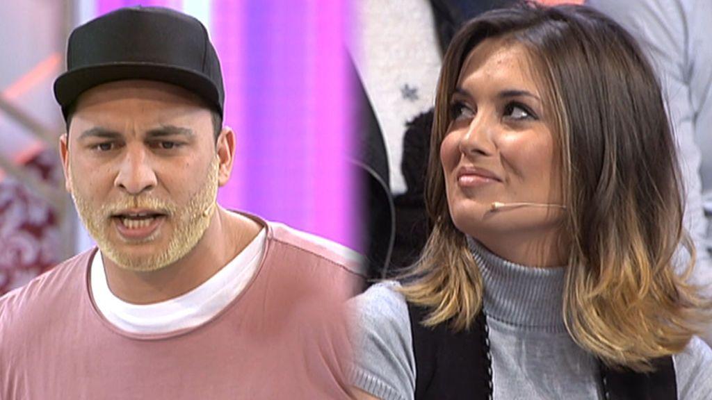 Antonio Tejado y Candela estaban de lo más enamorados en 2017