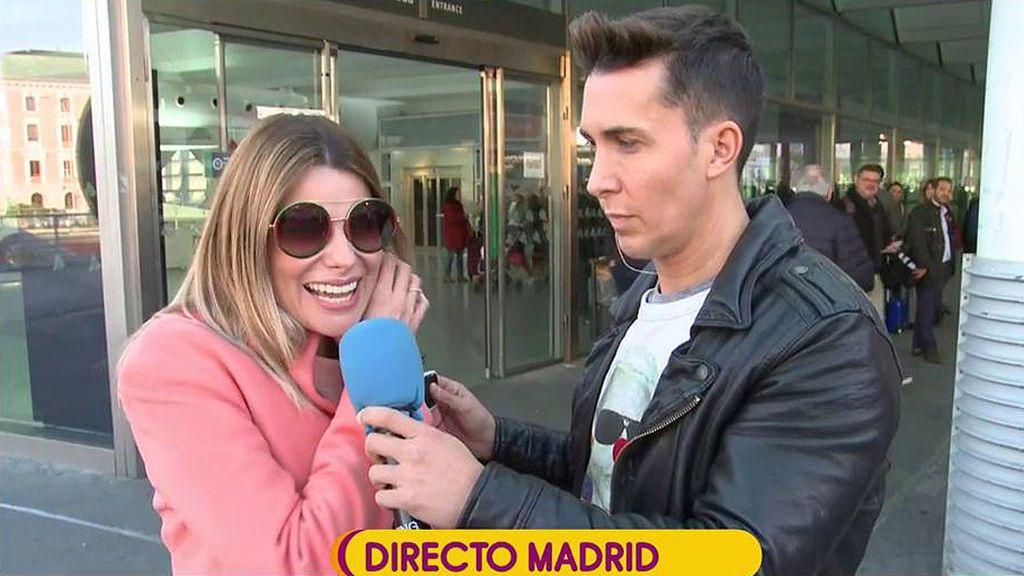 """El feo de María Lapiedra a 'Sálvame': """"Sois el peor programa que hay, que me llamen de 'Sábado Deluxe"""""""