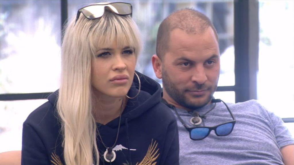 Ylenia y Antonio Tejado