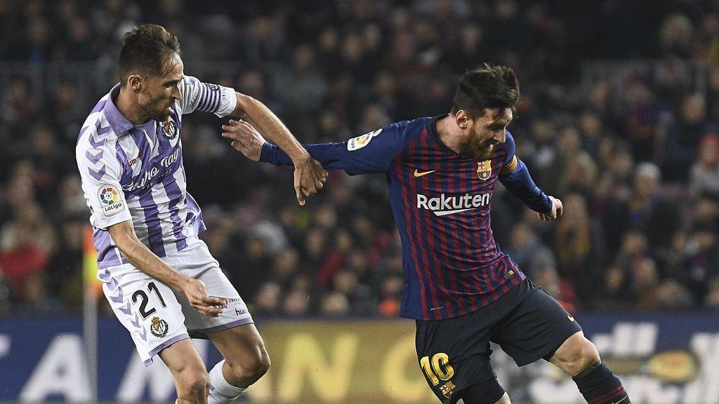 El Real Valladolid se hace eco de las quejas de su afición por las gradas asignadas en el Camp Nou