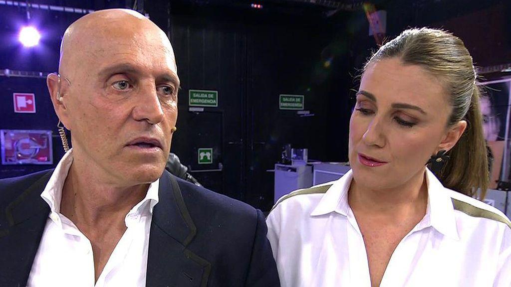 "Kiko Matamoros no lima asperezas con Carlota Corredera: ""Mantengo lo que dije"""