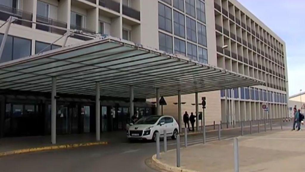 Hallan restos óseos humanos en las inmediaciones del Hospital de La Ribera de Alzira