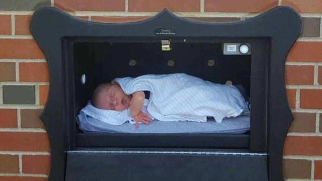 Baby Box: el polémico buzón para abandonar bebés en Estados Unidos