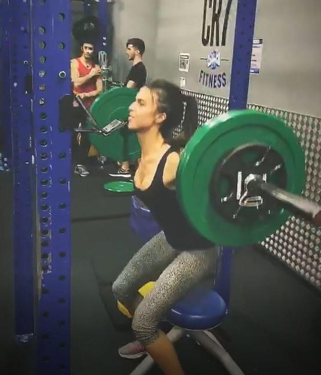 sofia suescun gym