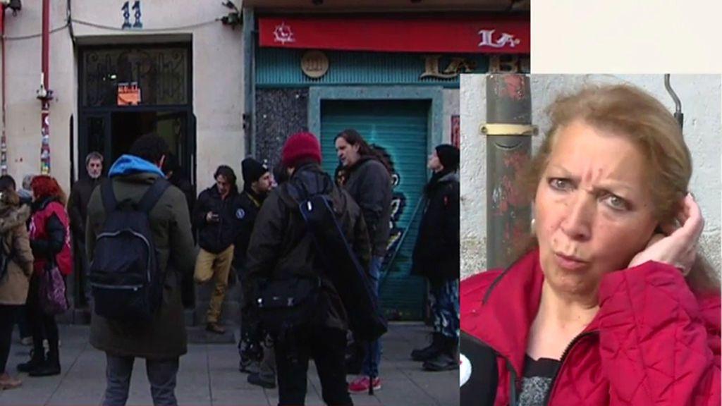 Desahucio de Argumosa : el propietario acusa a una desalojada de deberle 5000 euros