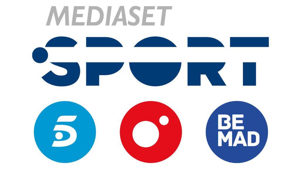 Logotipo Mediaset Sport.