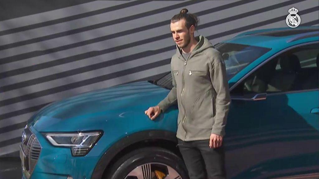 Bale, el único jugador del Real Madrid que prefiere un coche eléctrico