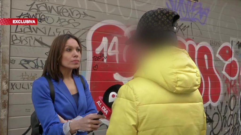 """Un excompañero del caníbal y presunto parricida de Madrid: """"Le vi temblando en su garaje"""""""