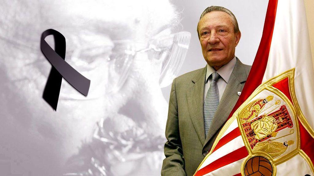 El cariñoso mensaje del Betis al Sevilla tras el fallecimiento de su expresidente Roberto Alés