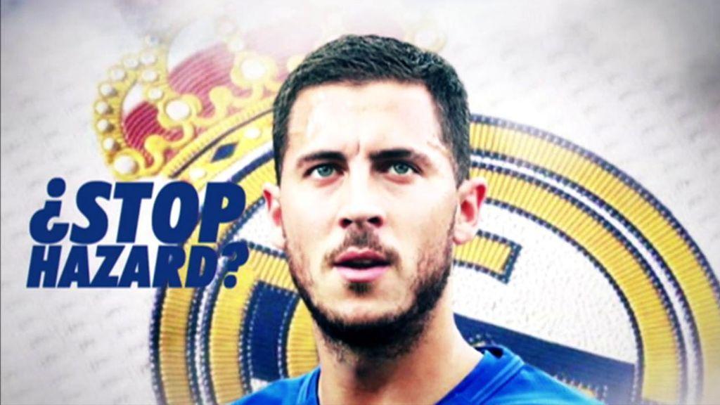 Cómo afecta la sanción al Chelsea a la posible llegada de Hazard al Madrid