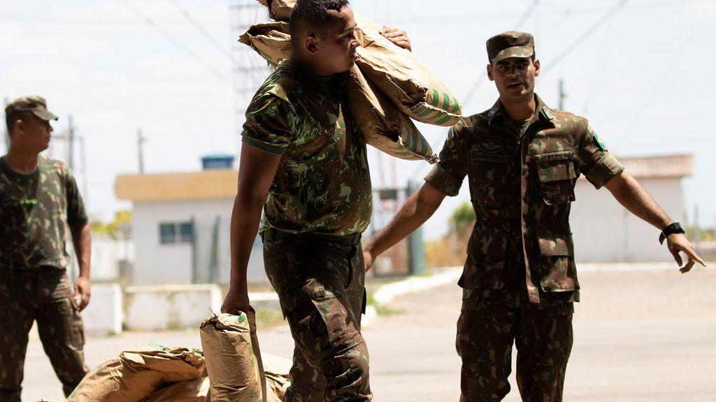 Sangre en la frontera brasileña: Soldados venezolanos provocan un muerto y 15 heridos