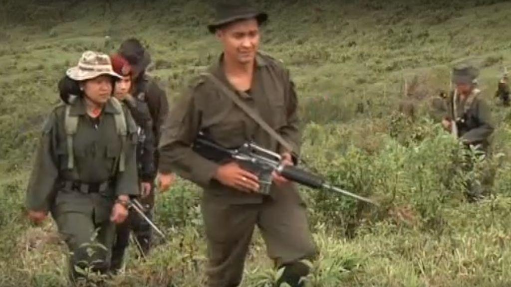 El World Press Photo 'viaja en el tiempo' hasta la época de los campamentos de las FARC