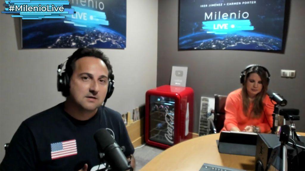 Milenio Live (23/02/2019) – El colegio: una historia interactiva