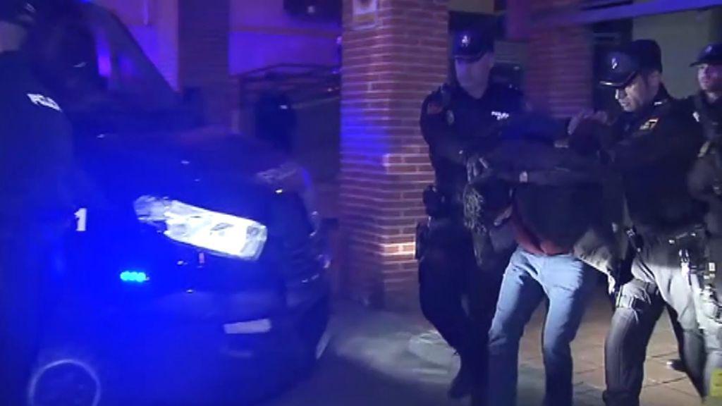 El presunto 'caníbal de Ventas' se niega a declarar en la comisaría de Moratalaz