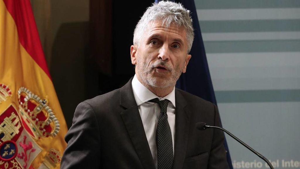 """Marlaska responde a la petición de VOX en Andalucía: """"Que apunten también mi nombre"""""""