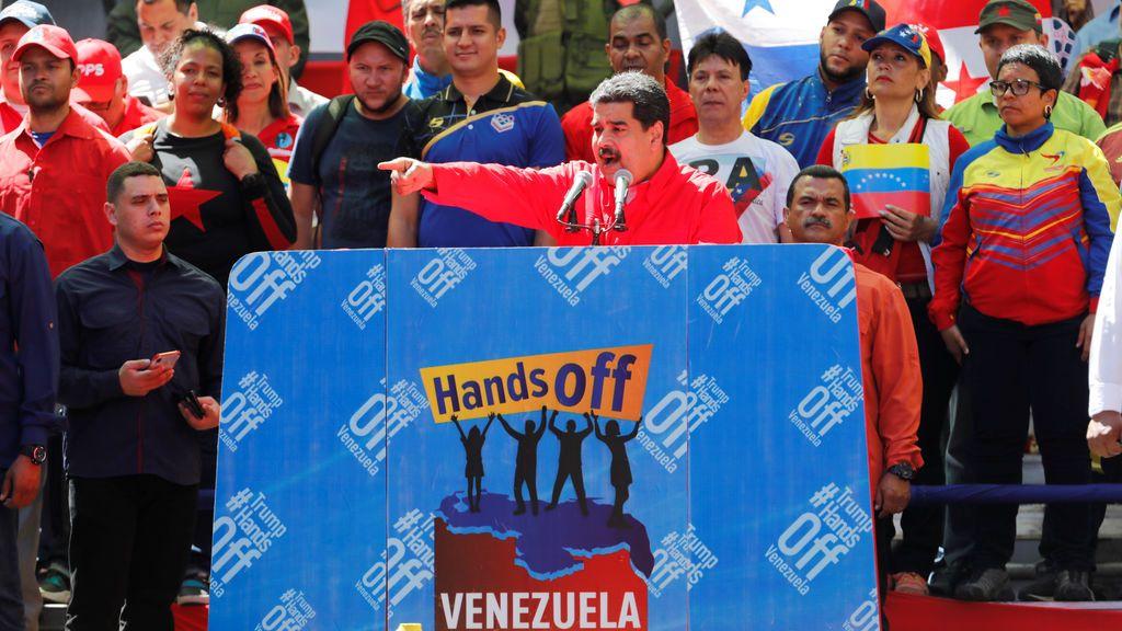 Maduro anuncia la ruptura de relaciones con Colombia