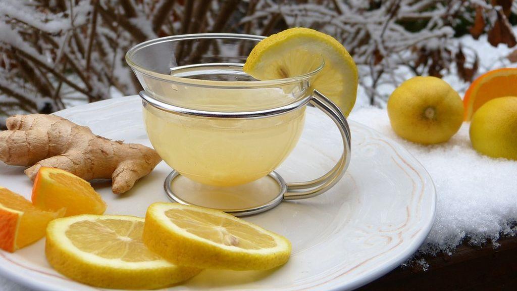 Cinco alimentos que ayudan a combatir el resfriado