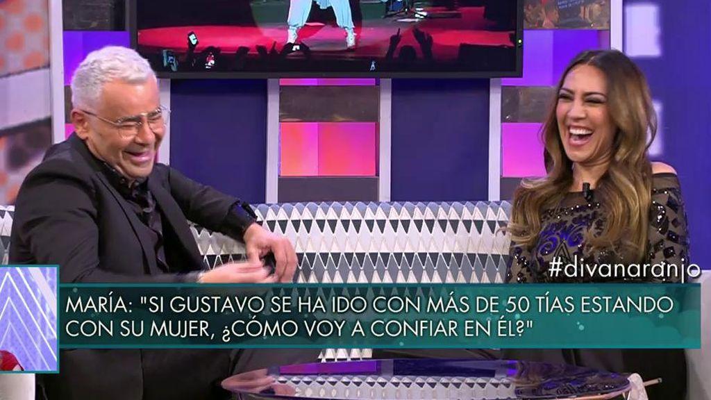 "JJ, sobre el programa de Mónica Naranjo: ""No tenemos ni idea de sexo"""