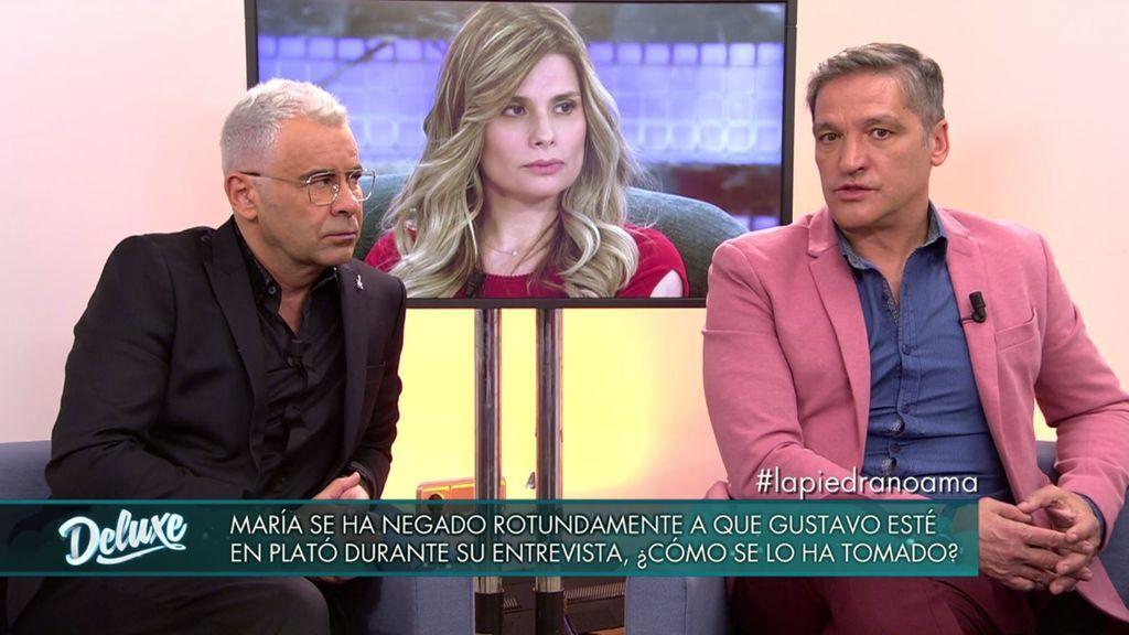 Gustavo González, más desolado que nunca, habla de su relación con las hijas de María Lapiedra