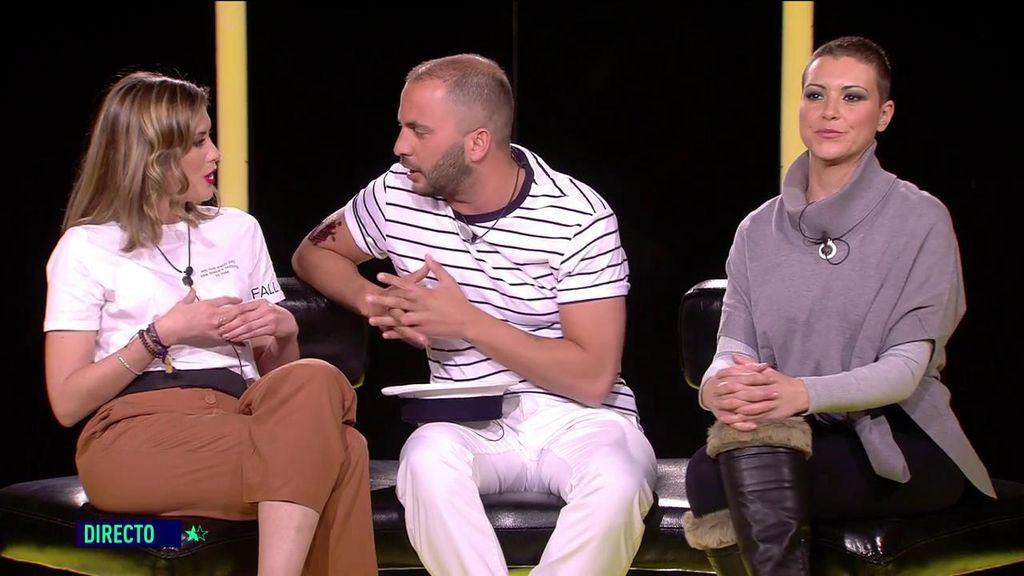 """Antonio se reencuentra con Candela con María Jesús de testigo: """"Yo a ti no te he sido infiel"""""""