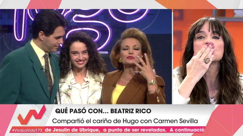 "Beatriz Rico manda un mensaje a Carmen Sevilla: ""Aquí te van a recordar siempre"""