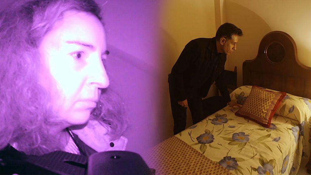 Aldo Linares y Clara Tahoces visitan la casa de los crucifijos ...