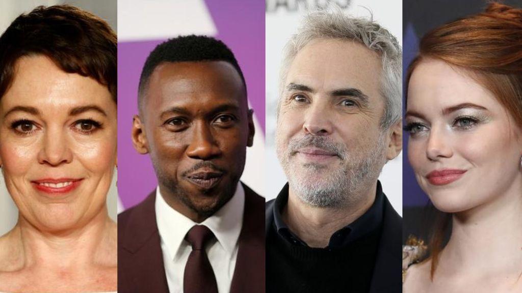 Estos son los nominados en los Oscars 2019