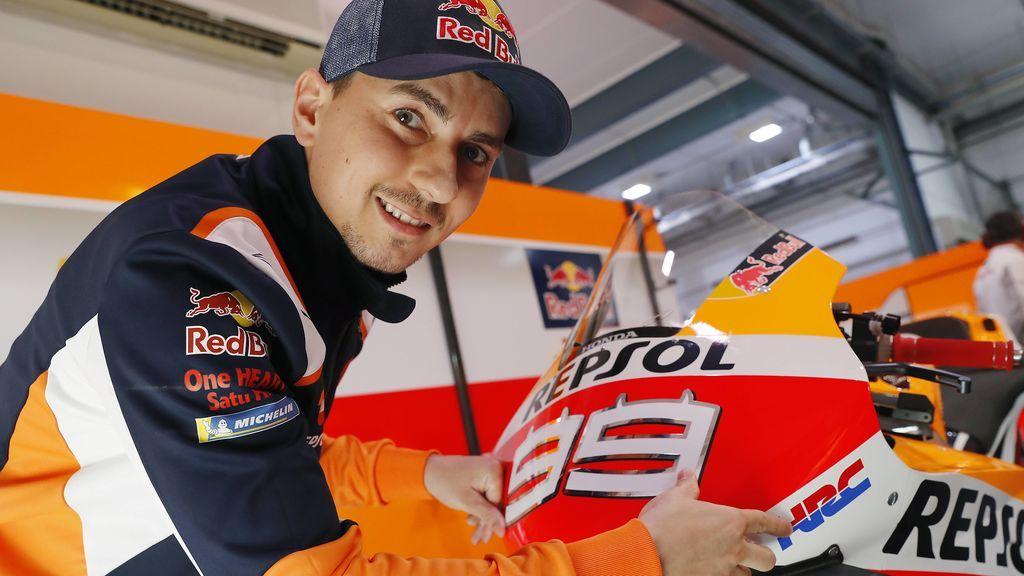 El mensaje motivador de Jorge Lorenzo a Ducati durante los test de Qatar