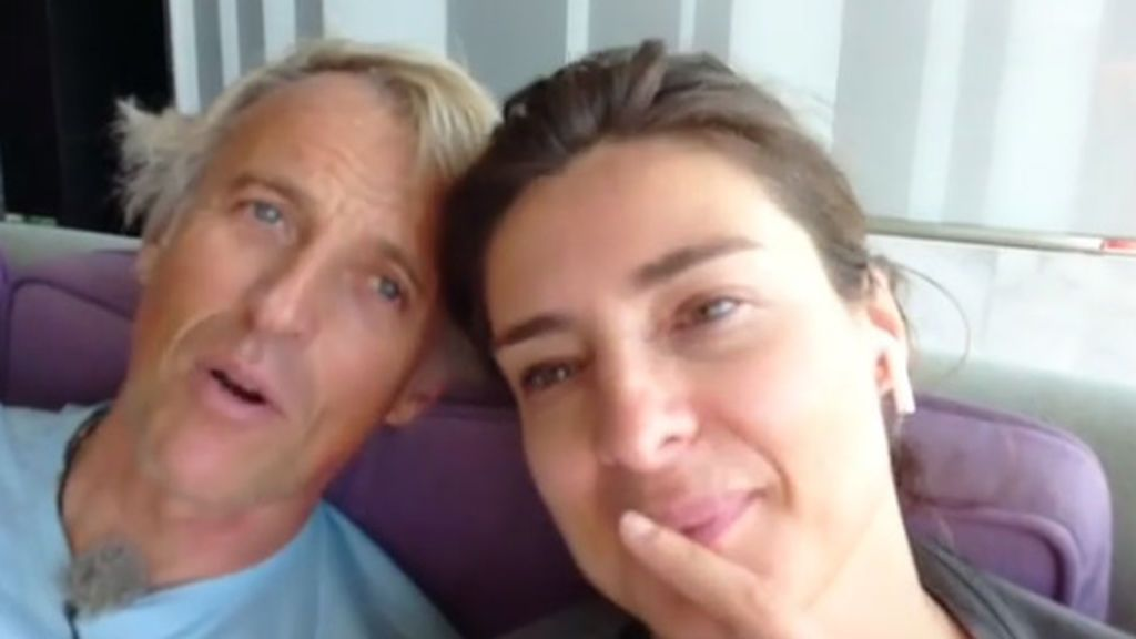 Jesús Calleja y Sandra Barneda: Una pareja de 'recién casados' en Borneo