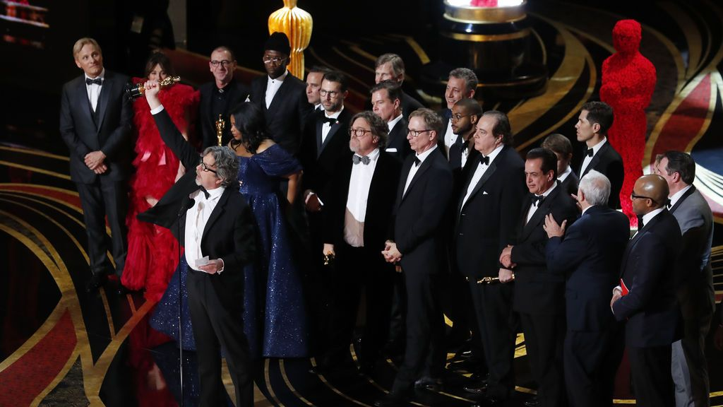 En los Oscars 2019 gana el cine de siempre: Green Book, Mejor Película, y Alfonso Cuarón, Mejor Director