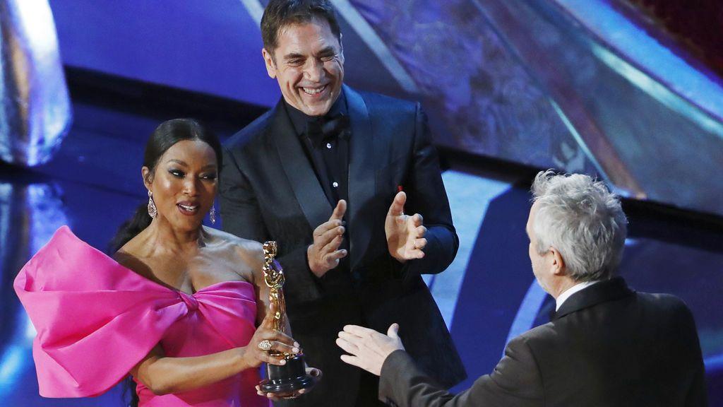 El discurso en español de Javier Bardem en los Oscars 2019