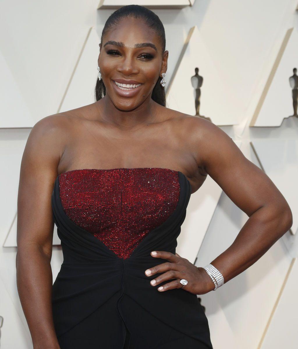 Serena Williams, en la alfombra roja de los Oscars 2019