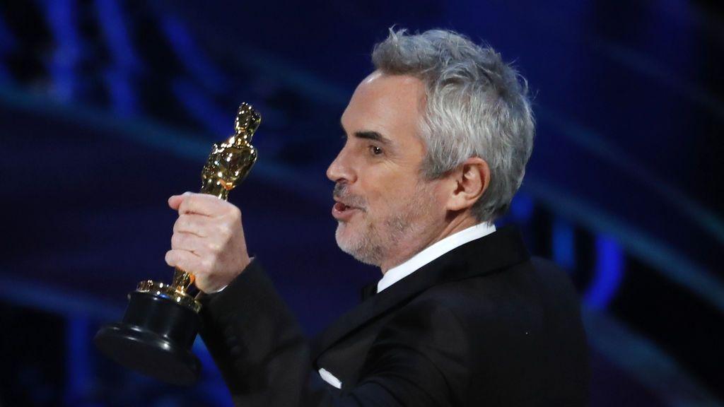 'Roma' se lleva el Oscar a Mejor Fotografía y a Mejor Director