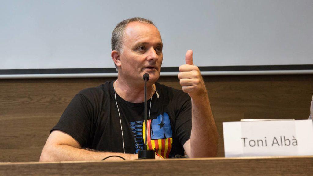 El actor y humorista Toni Albà.