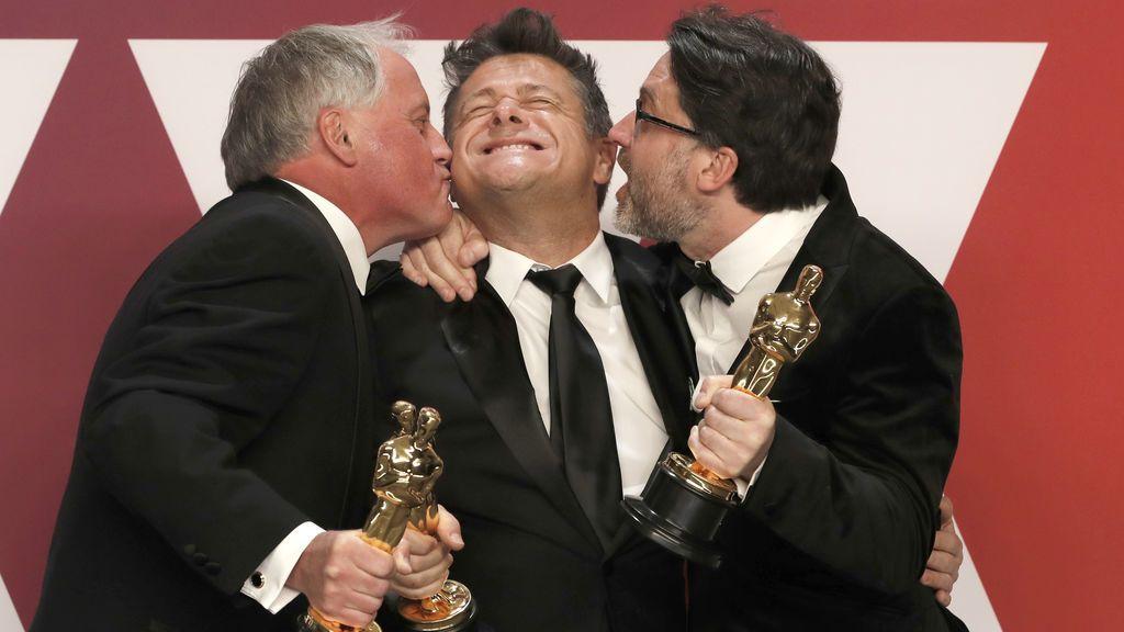 Oscars a Mejor Sonido para Bohemian Rhapsody