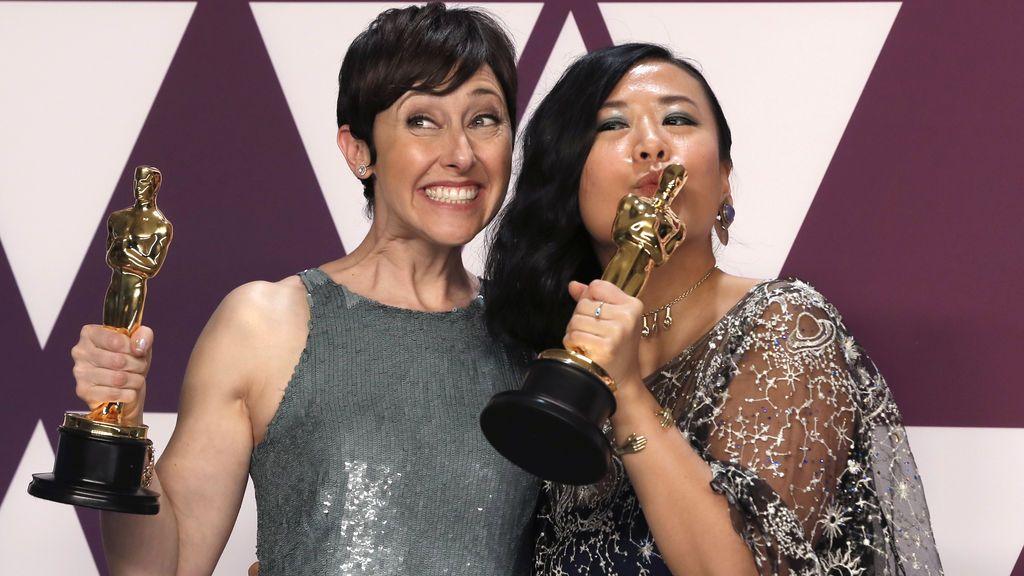 'Bao' se lleva el Oscars al Mejor Corto de Animación