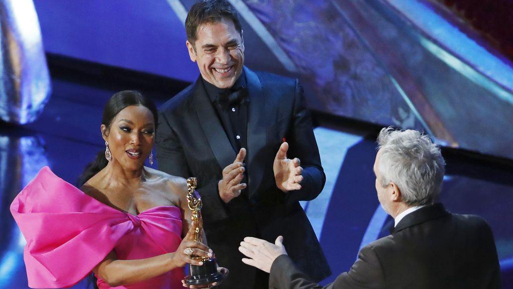 Javier Bardem y José Andrés lanzan un duro mensaje a Trump durante la gala de los Oscars 2019